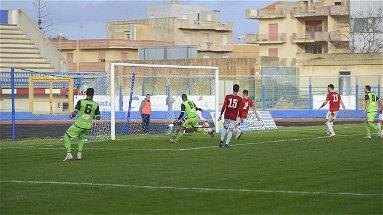 Il Corigliano calcio tenace a Marsala, ma sfortunato nel finale