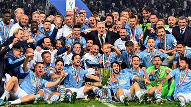 Ferruccio Cerasaro, il match analyst rossanese che vola in alto assieme alla sua Lazio