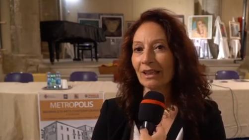 A Paola biennale d'arte curata dalla rossanese Milena Crupi