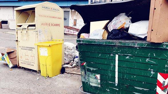 Emergenza rifiuti: Venerdì 17 sarà il giorno della verità
