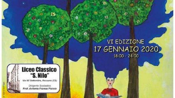 Rossano, venerdì 17, la VI edizione de