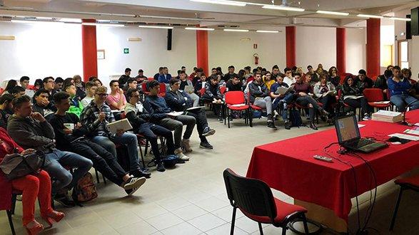 All'istituto tecnico Majorana si parla delle leggi razziali