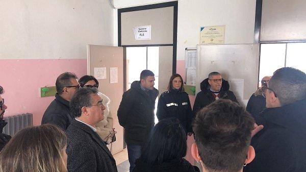 Cassano, scuola primaria via Amendola: consegnati i lavori per demolizione e ricostruzione