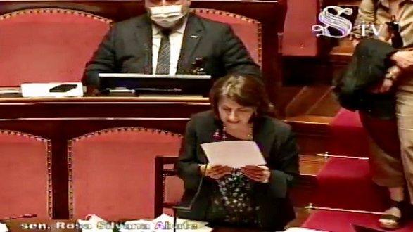 Abate (M5S Senato): «La Regione non tocchi il progetto originario del Frecciargento Sibari-Bolzano»