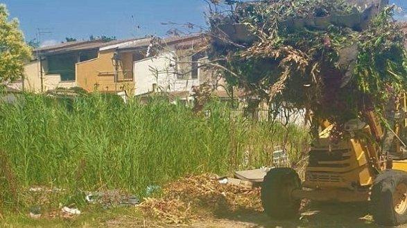 Tolleranza zero contro chi abbandona i rifiuti a Marina di Sibari