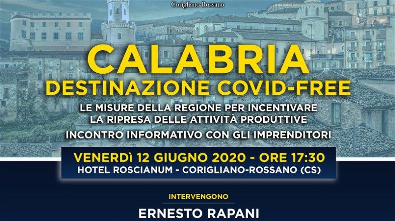 Corigliano Rossano, Fratelli d'Italia organizza incontro con gli imprenditori. Presenziano Ferro, Rapani e Orsomarso