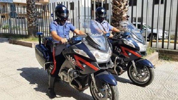 Coriglianese in trasferta per fare furti: arrestato dai carabinieri