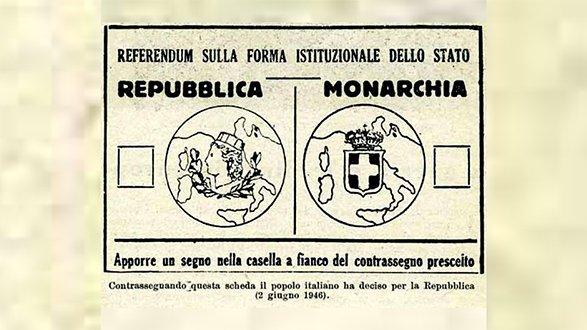 La Repubblica italiana e quel voto plebiscitario che al sud voleva la Monarchia