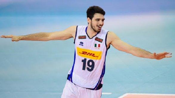 Volley, Daniele Lavia: lo schiacciatore rossanese sbarca a Modena