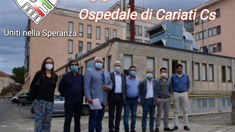 Cariati, Comitato Uniti nella speranza: buone notizie dalla Cittadella regionale per colmare il bisogno sanitario del territorio