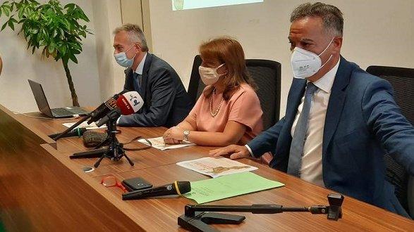 Presentato il piano di interventi straordinari di pulizia per la prevenzione di incendi boschivi