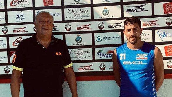 Alessandro Fragapane è un nuovo calciatore del Castrovillari