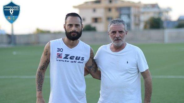 Corigliano Calcio: anche Strumbro resterà in biancoblu