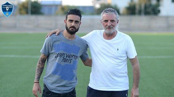 Corigliano Calcio: Giovanni Catalano rimane in biancoazzurro