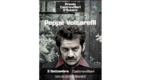 """Castrovillari: a Peppe Voltarelli la terza edizione """"Premio d'Autore"""""""