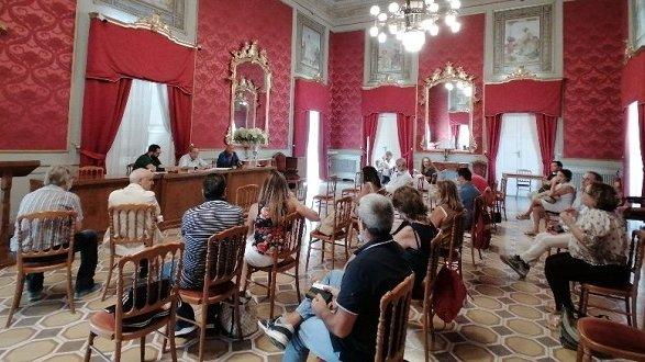 Franco Iacucci incontra le organizzazioni sindacali di categoria della scuola