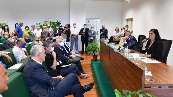 Agricoltura, Santelli: «Credo in questo settore anche come marcatore culturale»