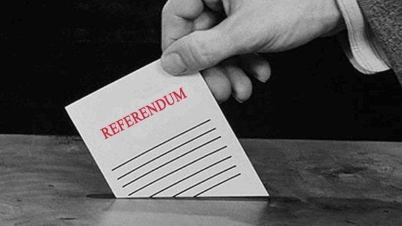Referendum, incontro con presidenti di seggio anticipato a giovedì