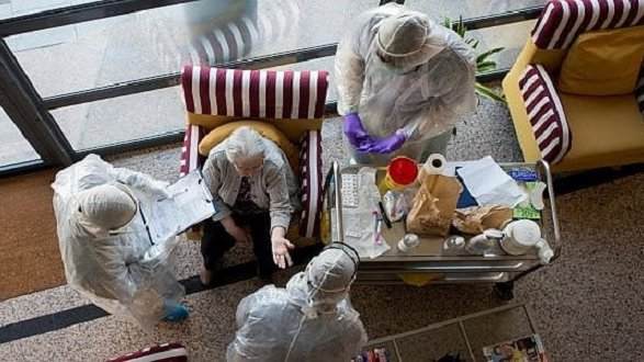 Piscioneri (Cisl) «Solidarietà a ospiti e operatori delle case alloggio per anziani colpiti dal Covid»