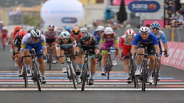 Castrovillari, Lo Polito: «Il Giro d'Italia un'esperienza sempre entusiasmante»