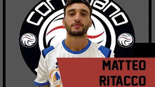 Corigliano Volley: tutto fatto per l'arrivo di Matteo Ritacco