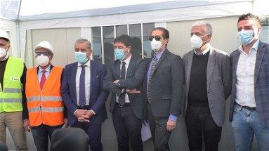 «Nuovo ospedale della Sibaritide: sarà pronto entro il 20 Aprile 2023» - VIDEO