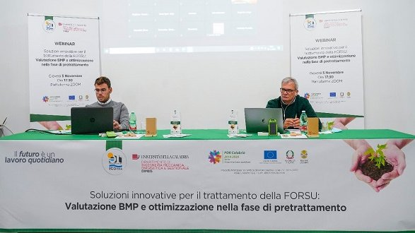Green Economy, nasce la sinergia tra Ecoross e Unical