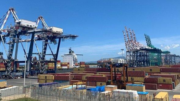 Corte dei Conti: «La gestione 2019 dell'Autorità portuale di Gioia Tauro è positiva»