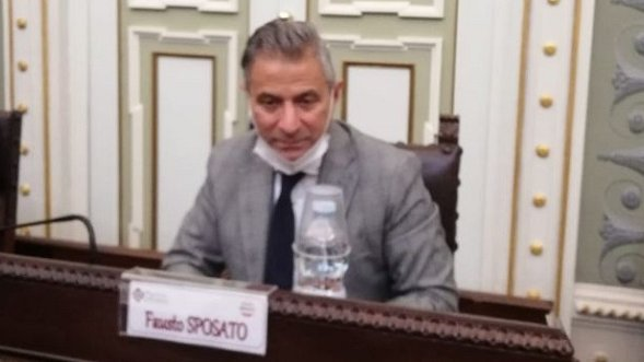 In Consiglio Provinciale entra Fausto Sposato