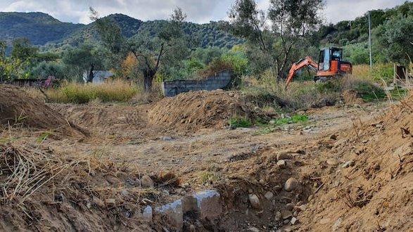 Cariati: rischio idrogeologico, procede pulizia corsi d'acqua