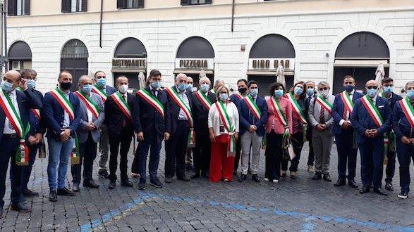Filomena Greco: «404 sindaci a Roma, non uno di meno»
