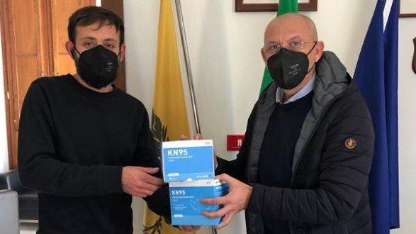 Prevenzione anti Covid, Vaccarizzo acquista mascherine per i residenti
