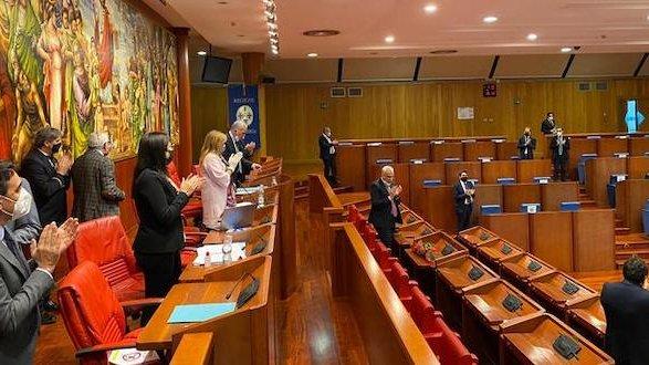 Tributo del Consiglio regionale al presidente Jole Santelli