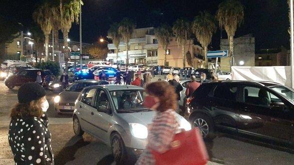 No al Centro Covid di Rossano: soddisfazione di Civico e Popolare per la manifestazione di giovedì