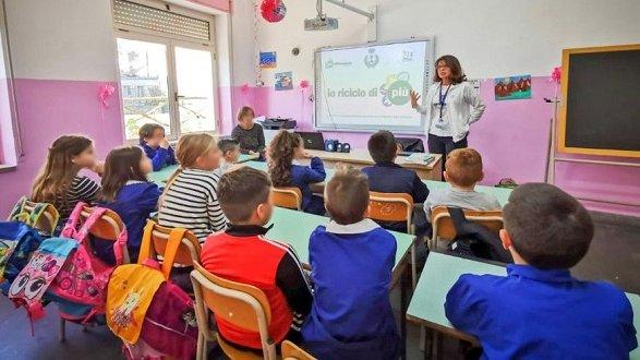 A lezione di ecologia: Ecoross torna nelle scuole