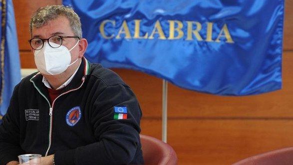 Sanità Calabria, Spirlì: «Nuova zona rossa sarà responsabilità del Governo»