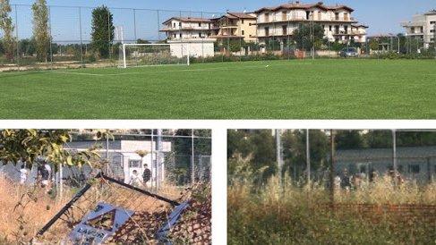 Campo Frasso-Amarelli: partono i lavori di sistemazione e poi subito il bando