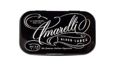 La scatoletta di latta Amarelli selezionata dalla famosa rivista Domus
