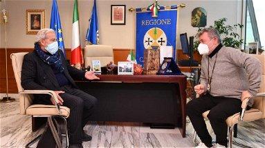 Spirlì e Longo firmano l'intesa sui nuovi commissari delle aziende sanitarie