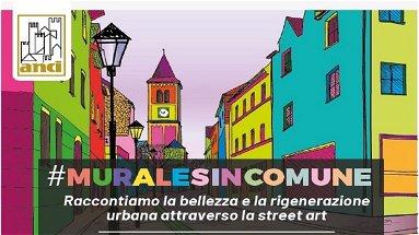 Corigliano-Rossano aderisce alle iniziative Anci #MuralesinComune e #Raccontailterritorio