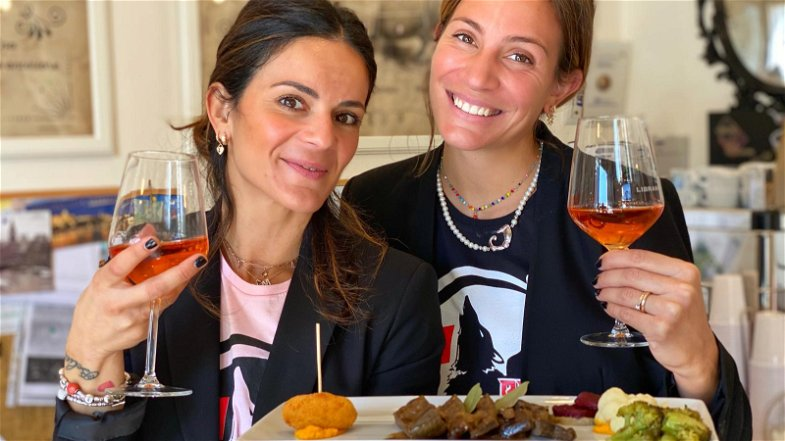 Le sorelle Falcone, da Camigliatello esportano il brand Calabria nel mondo.