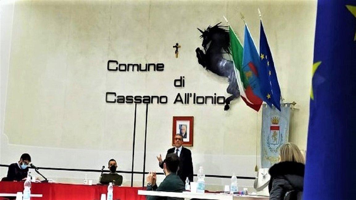 Ufficiale: Cassano all'Ionio zona rossa fino al 15 febbraio
