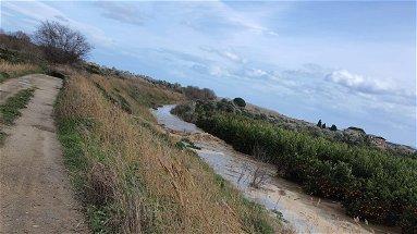 Esonda il Crati: il fiume ha rotto gli argini in contrada Foggia. Ingenti danni - VIDEO