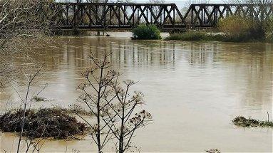 Esondazione del Crati, il Comune di Cassano all'Ionio chiede l'intervento delle autorità