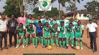 Grazie ad Azione Verde nasce in Nigeria una nuova squadra di calcio. Le divise arrivano da Trebisacce