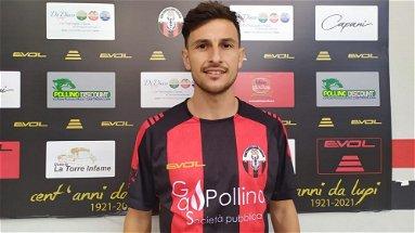 Lautaro Eloy Fernández Cipolla è un nuovo calciatore del Castrovillari