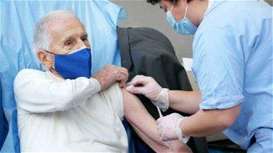 A Mormanno parte la campagna vaccinale per gli over 80