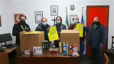 Caloveto, iniziativa di Coldiretti a sostegno delle famiglie in difficoltà. Il plauso del Sindaco