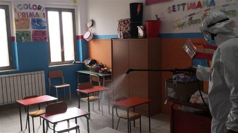 Corigliano-Rossano: l'Amministrazione continua l'azione di sanificazione e disinfestazione delle scuole