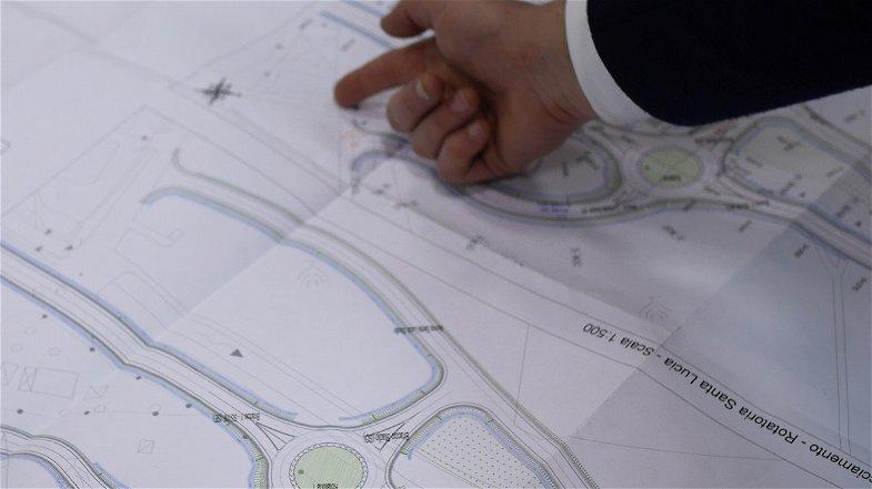 Corigliano-Rossano, annunciata la consegna dei lavori per la rotonda di Santa Lucia